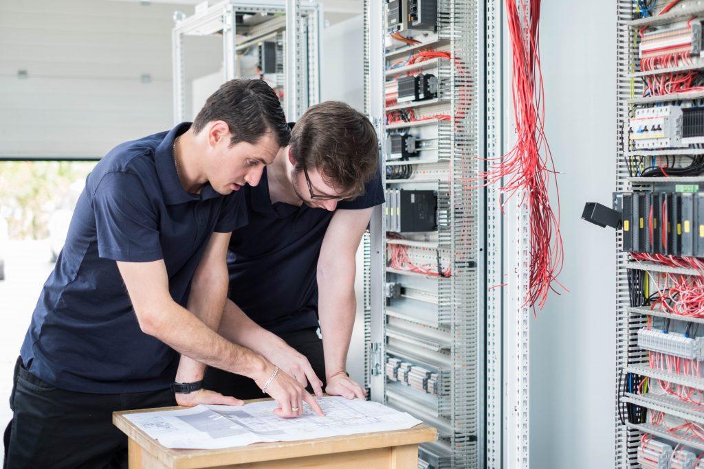 Ausbildung Elektroniker für Automatisierungstechnik