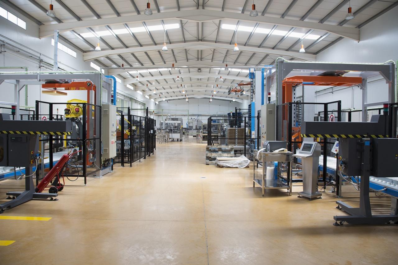 Digitalisierung der Fertigungsindustrie