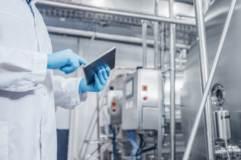 Retrofit - Modernisierung von Maschinen und Anlagen